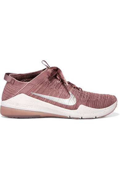 9947d9946da6a Nike Air Zoom Fearless Flyknit 2 Lm Training Shoe In Antique Rose ...