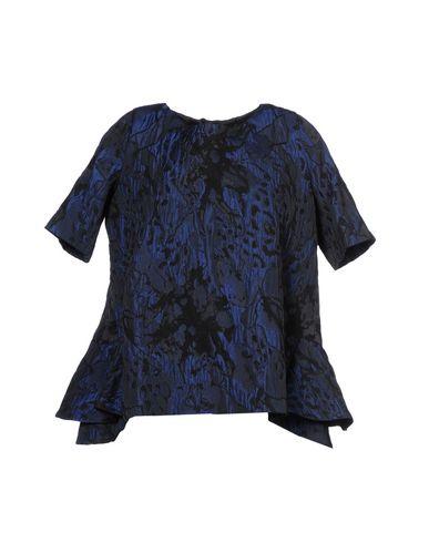 Emporio Armani Blouse In Dark Blue