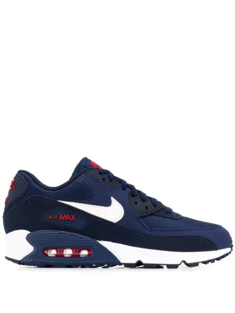 air max 90 blu essential