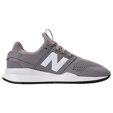 5116c9b0c37e New Balance Men s 247 V2 Casual Sneakers From Finish Line In Grey ...