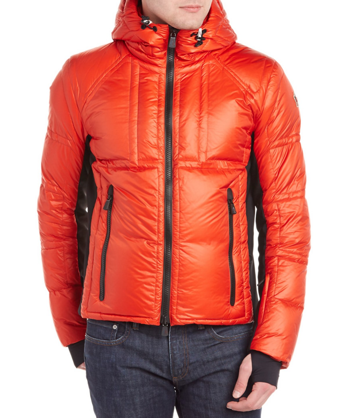 Moncler Baise Down Jacket' In Multi