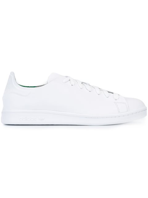 Stan Smith Nude Leather Sneakers In White
