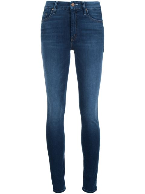 Mother The Looker High Rise Skinny Jeans (backatcha)