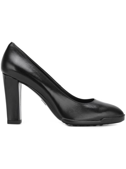 Tod's High-Heel Pumps In Black
