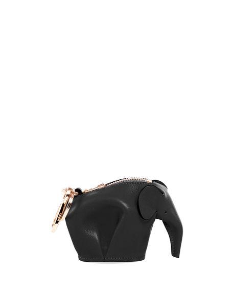 Loewe Wavy Stitches Strap For Handbag In Black