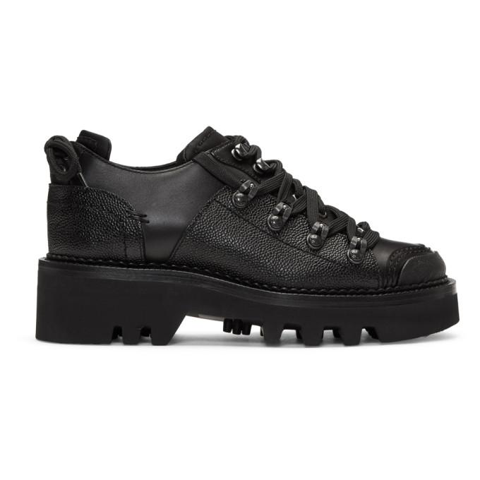 57b2615b813529 Dsquared2 Black Country Mountain Boots In 2124 Black | ModeSens