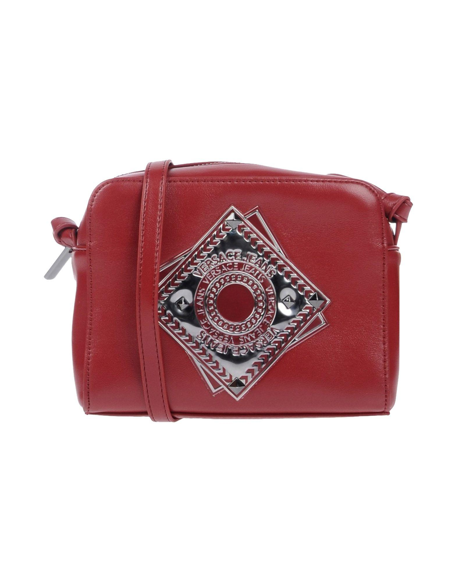 bf72ae9968 Versace Jeans Handbags In Red | ModeSens