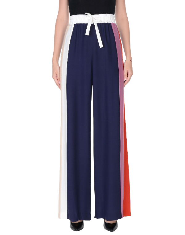 Prabal Gurung Drawstring Pajama Pant In Nocolor