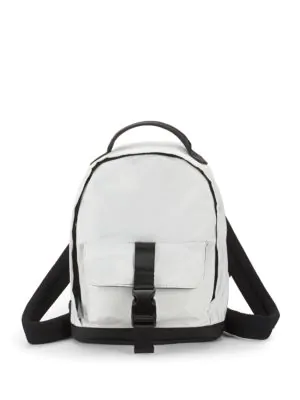 8f380f9b83 Kendall + Kylie Atlas Mini Camo Backpack In White