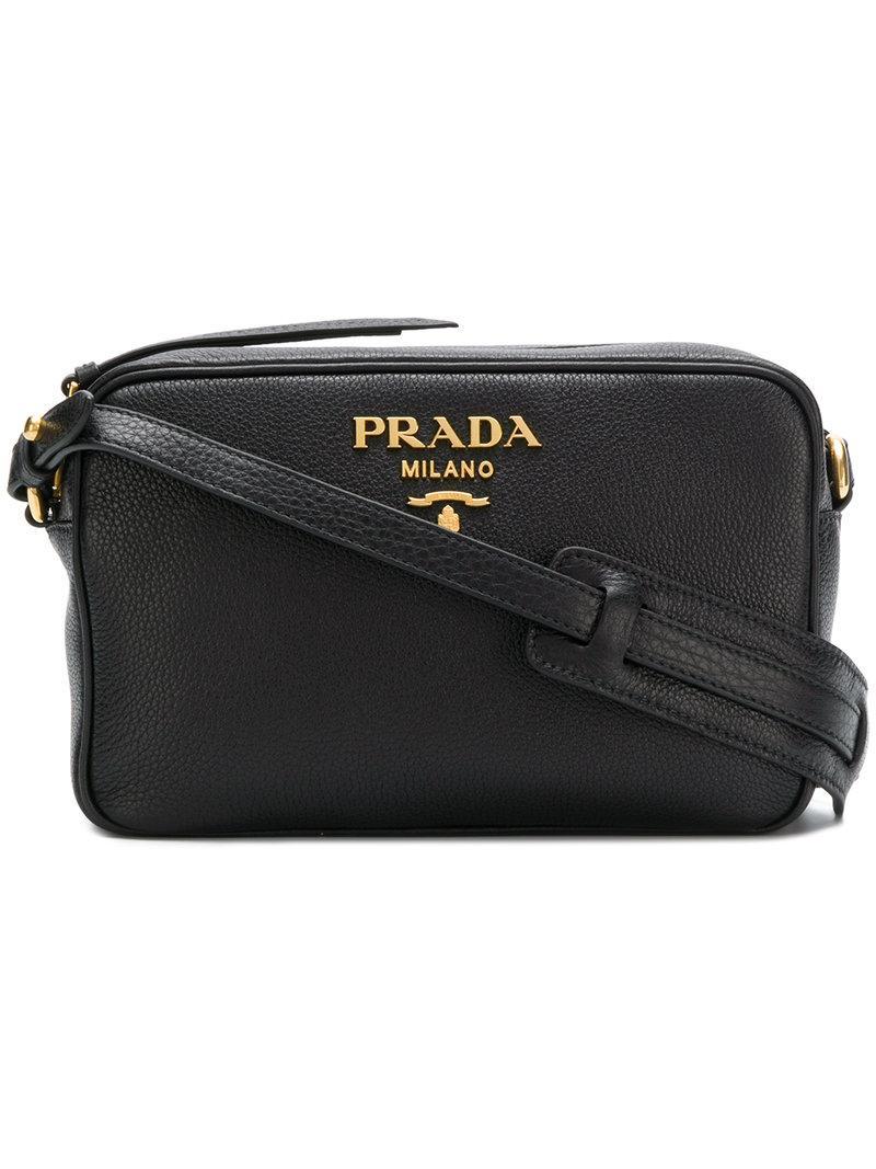71f370447 Prada Crossbody Camera Bag - Black | ModeSens