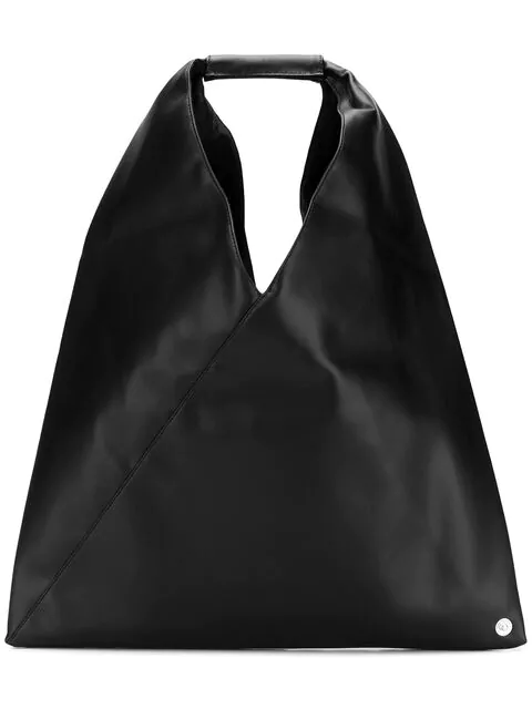 Mm6 Maison Margiela Japanese Tote Bag In Black