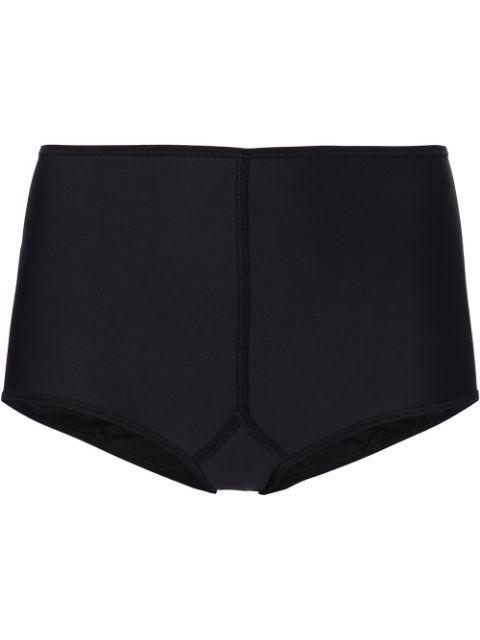 Ann Demeulemeester 'nano' Culotte In Black