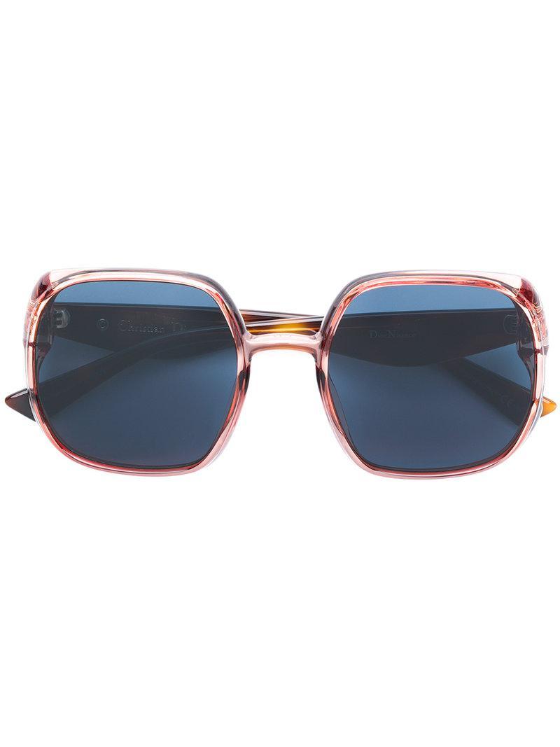 9eb8467485 Dior Eyewear Nuance Sunglasses - Brown