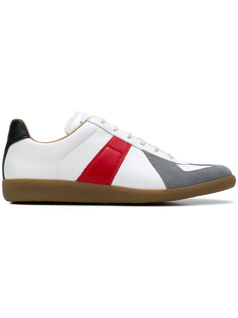 White Margiela White Margiela Maison Sneakers Sneakers Replica Replica Maison F3cuT5lJK1