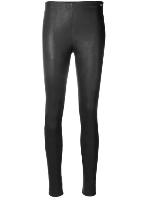Karl Lagerfeld Ikonik Leggings In Black