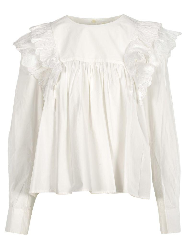 a9b91d071b4 Etoile Isabel Marant Im Etoile Matias In White   ModeSens
