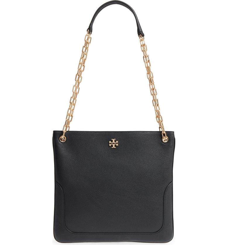 6bd2deb4af1 Tory Burch Marsden Swingpack Leather Crossbody Bag - Black