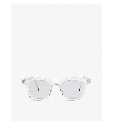 Gentle Monster Dal Lake Acetate Sunglasses In None/Clear