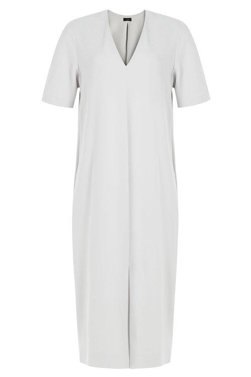Joseph Tailored Dress In Grey