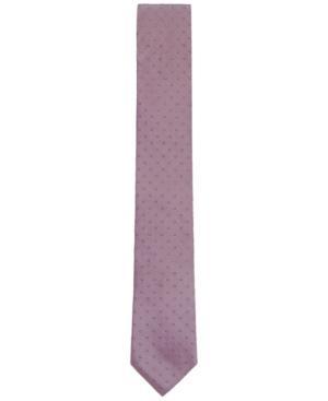 8b9bc584d3 Hugo Boss Boss Men's Patterned Jacquard Silk Tie In Light/Pastel Pink