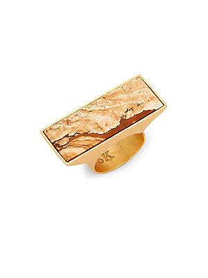 Stephanie Kantis Supremacy Jasper Ring