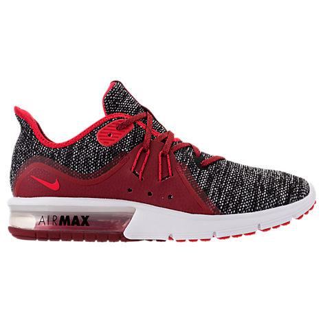 5d3ba95cbc5 Nike Men s Air Max Sequent 3 Running Sneakers From Finish Line In ...