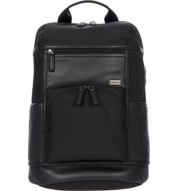 Bric's Monza Urban Backpack - Black In Black/ Black