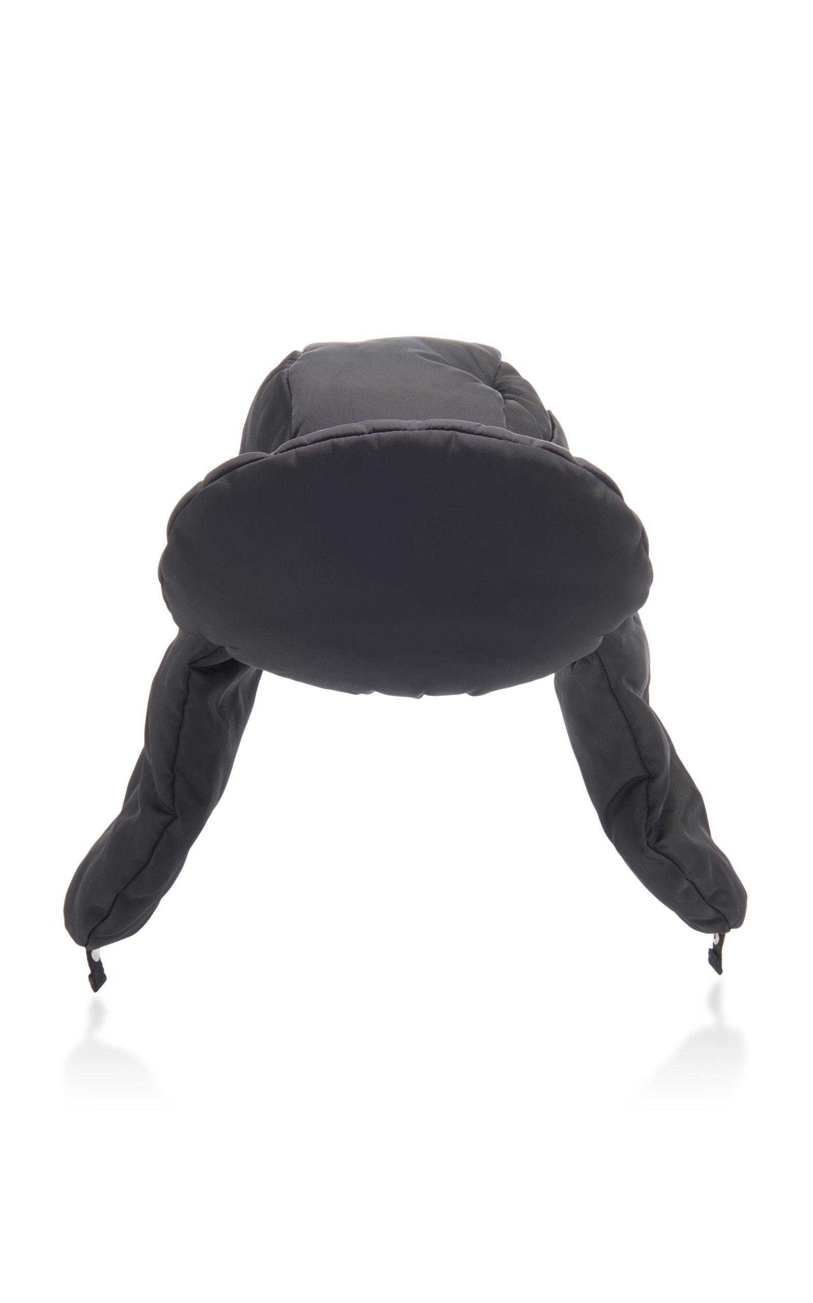 2e5972ca710 Prada Winter Hat In Black