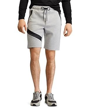 c865b1b6e Polo Ralph Lauren Polo Active Fit Double-Knit Drawstring Shorts In Grey