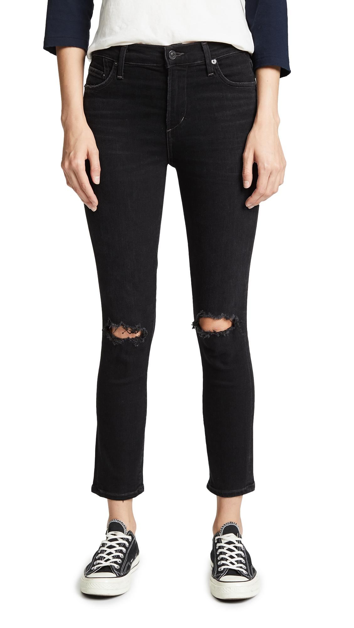 53ed0abb9265 Citizens Of Humanity Rocket Crop High Rise Skinny Jeans In Siren ...