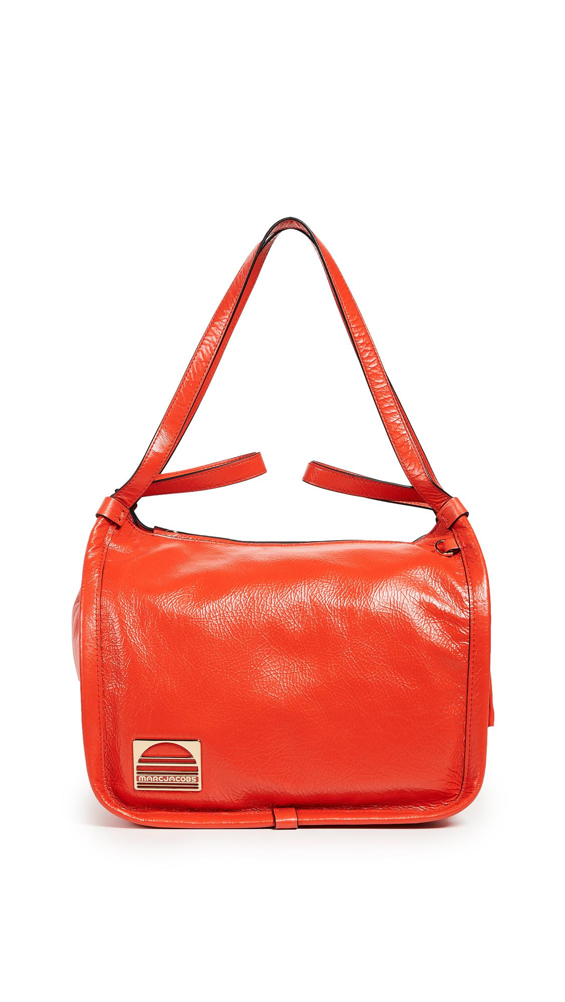Marc Jacobs Sport Tote Bag In Poppy Red