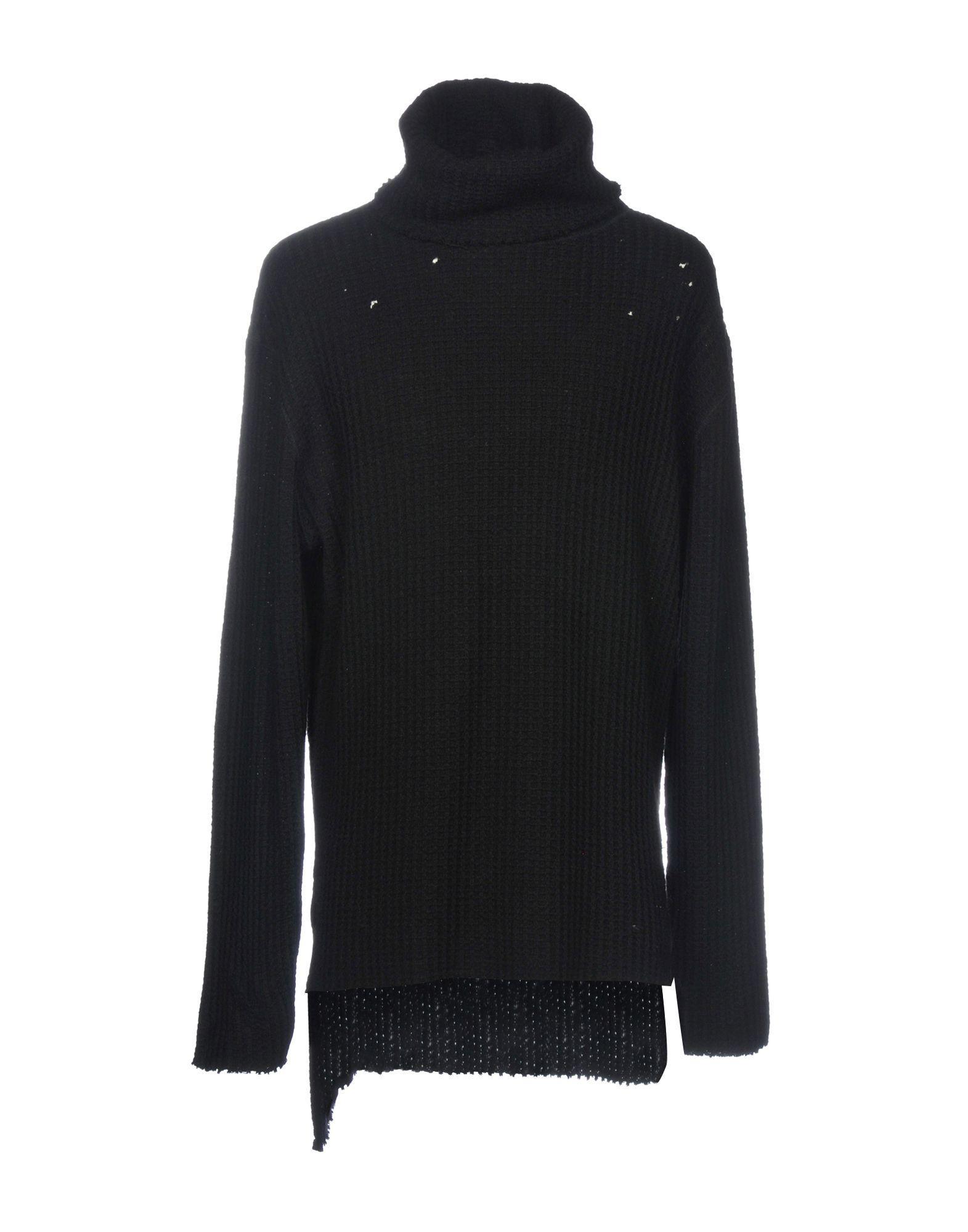 Miharayasuhiro Turtleneck In Black