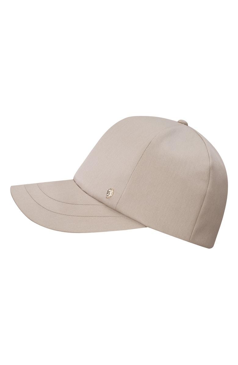 39408709c4196 Helen Kaminski Water Resistant Baseball Cap - Grey In Pebble
