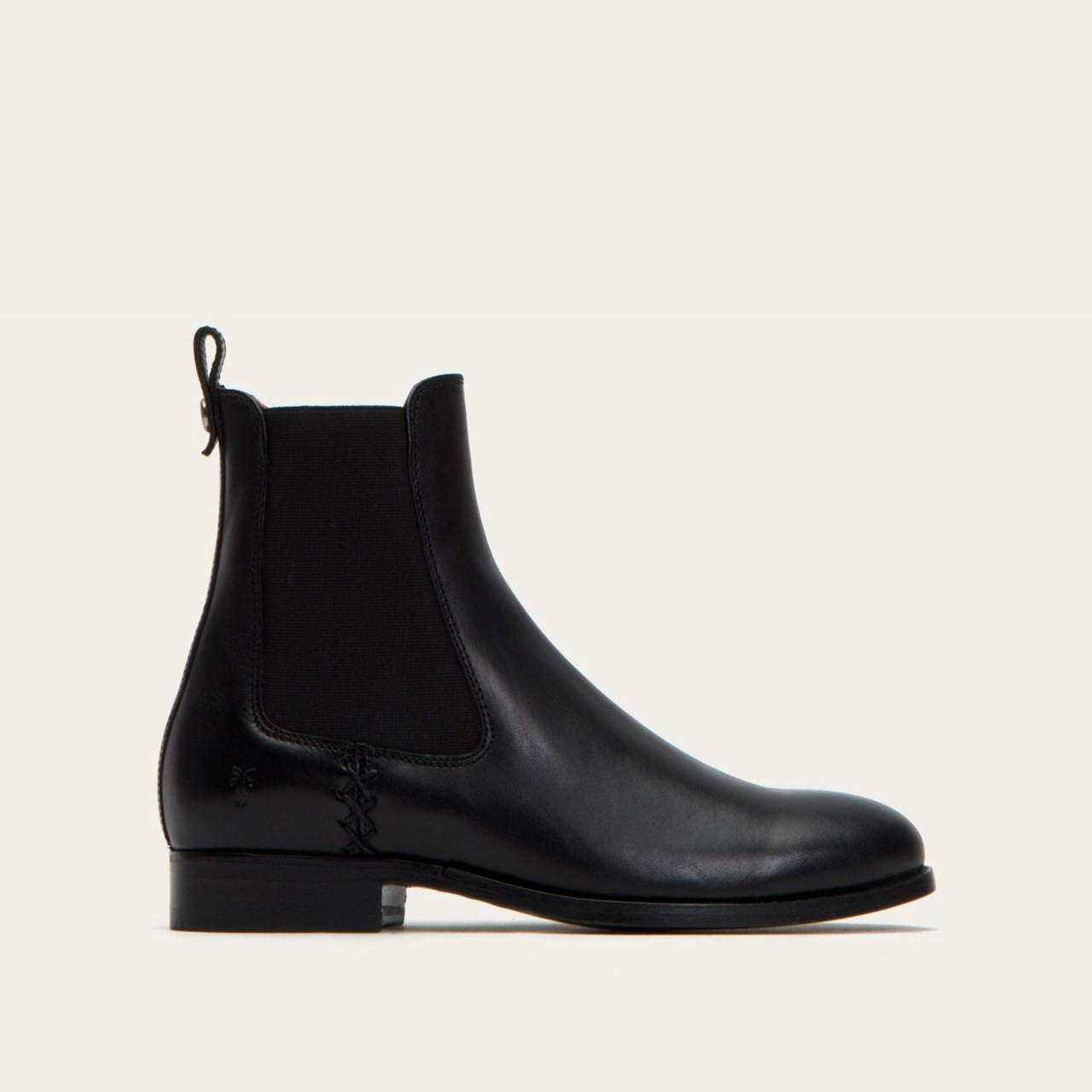 88cc4288cac Melissa Chelsea Boots in Black