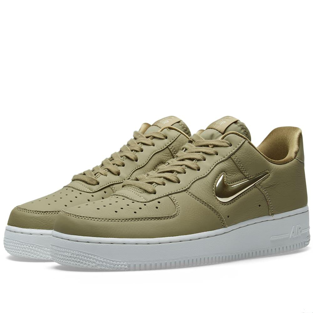 promo code 60b27 f7a54 Nike Air Force 1  07 Premium Lx W In Green. END.