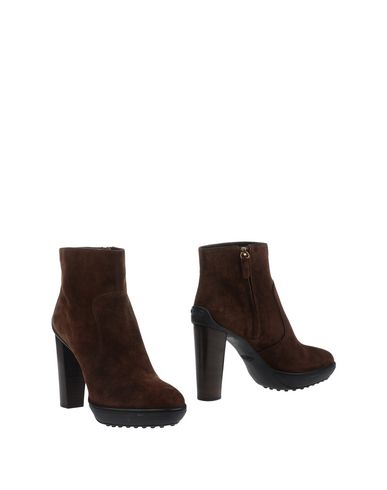 Tod's Ankle Boot In Cocoa