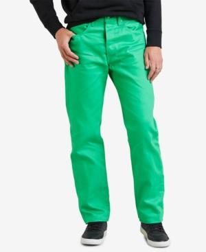 8c0b63a5f91 Levi s 501 Original Shrink-To-Fit Jeans In Island Green
