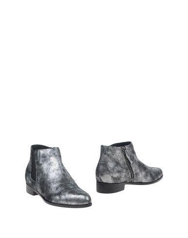 Giuseppe Zanotti Ankle Boot In Silver