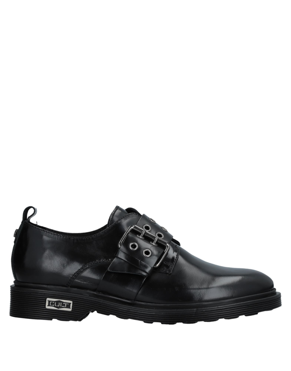 Cult Loafers In Black