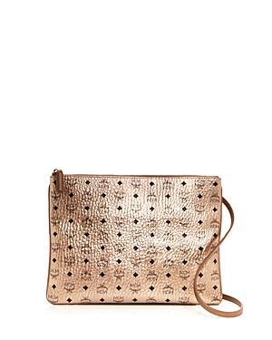 2f520a14c Mcm Crossbody Pouch In Visetos Original In Tc | ModeSens