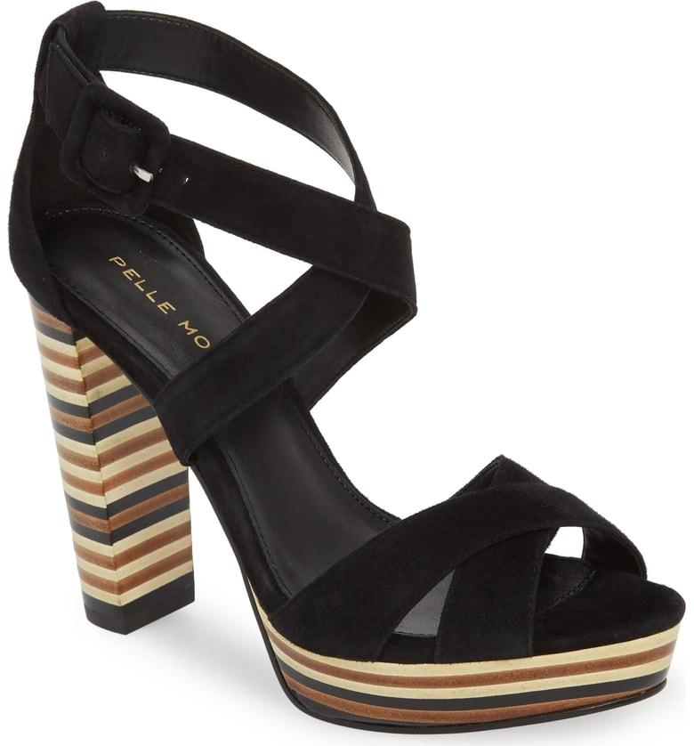 7ce8f075c82 Style Name  Pelle Moda Panama Platform Sandal (Women). Style Number   5580135. Available in stores.