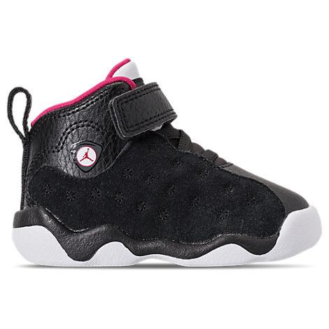 sale retailer 35a3e 4af61 Girls' Toddler Jordan Jumpman Team Ii Basketball Shoes, Black