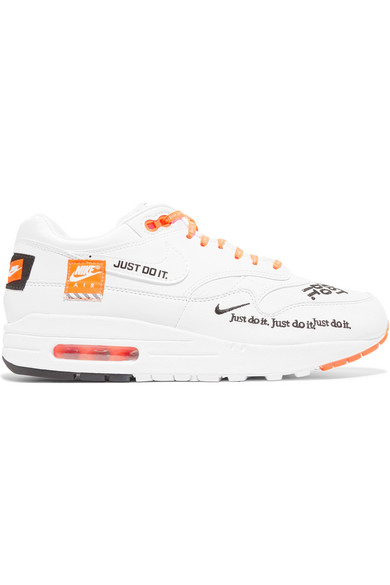 Air Max 1 Lux Casual Shoes (Check Description For Sizing Information), Men'S, White