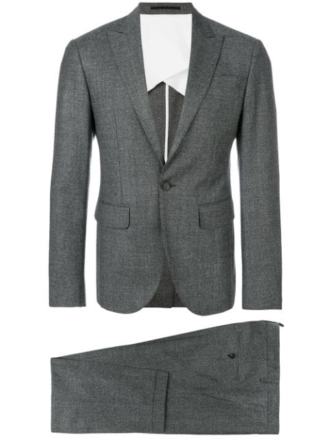 Dsquared2 Formal Two Piece Suit - Grey