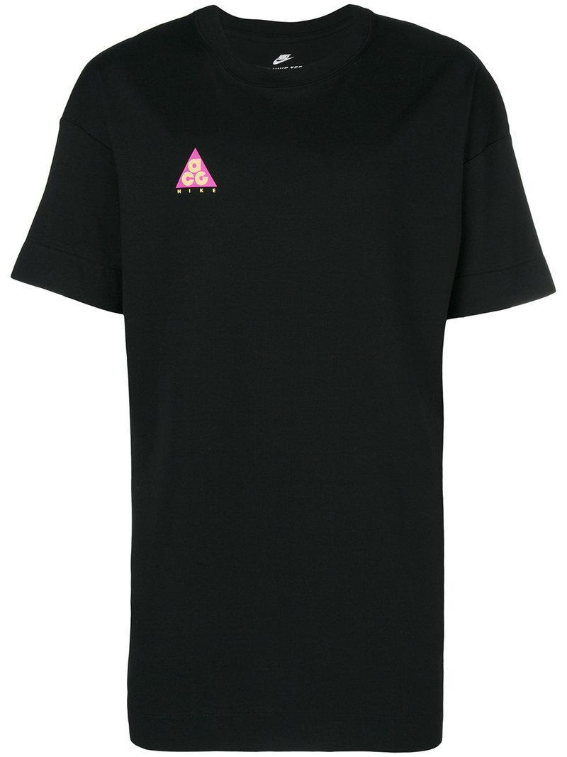 644480ed52 Nike Acg Short-Sleeve T-Shirt - Black   ModeSens