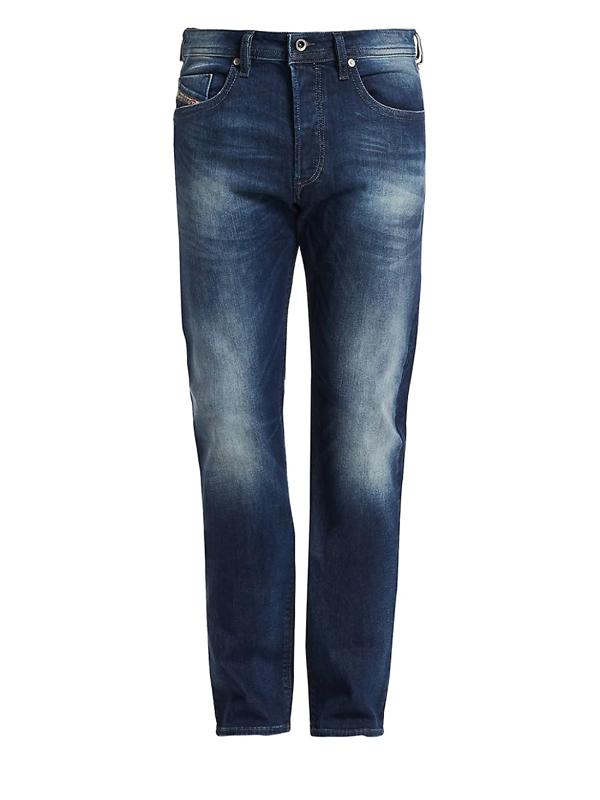 Diesel Men's Buster Slim Straight Jeans In Denim