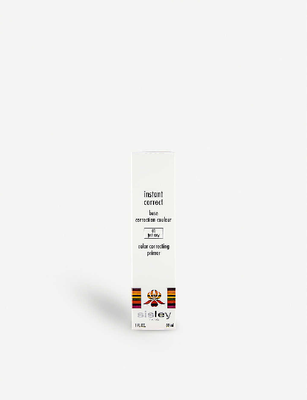 Sisley Paris Instant Correct Colour Correcting Primer 30ml In Just Rosy