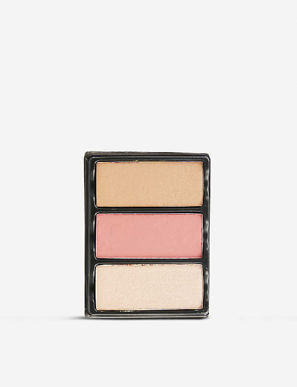 Viseart Theory Blush Enamored Palette In Ablaze