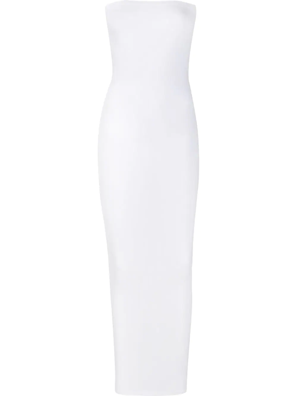 Wolford Fatal Seamless Stretch-jersey Dress In White