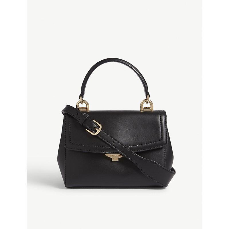 9be2a271da51 Michael Michael Kors Michael Kors Ladies Black Timeless Ava Extra Leather  Cross-Body Bag